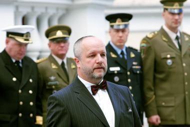 Birštone tarsis Baltijos šalių gynybos ministrai