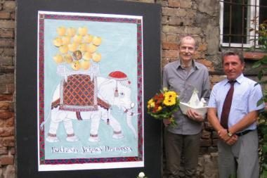 Lietuvių menininkui - apdovanojimas Latvijoje
