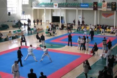 R.Šadas iškovojo Europos šotokan karatė čempionato bronzą