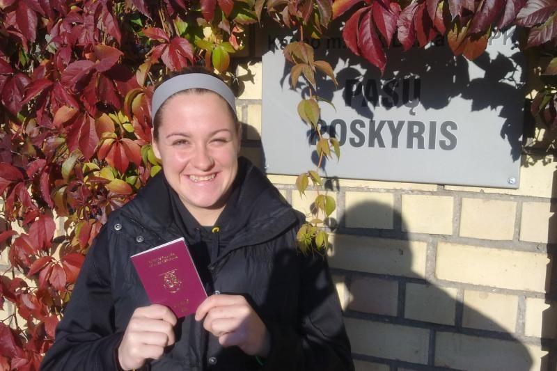 Kauno komandos puolėjai - Lietuvos pilietybė