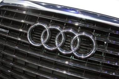 "Iš Klaipėdos centro pavogta ""Audi A6"""