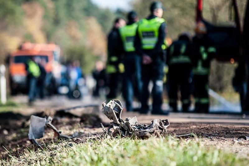 Karas keliuose: Lietuvoje šiais metais jau žuvo 261 žmogus