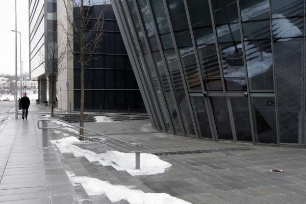 """""""Vilniaus vartuose"""" uždaromos parduotuvės"""
