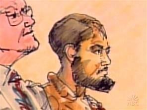 Jaunas teroristas gavo griežtą bausmę