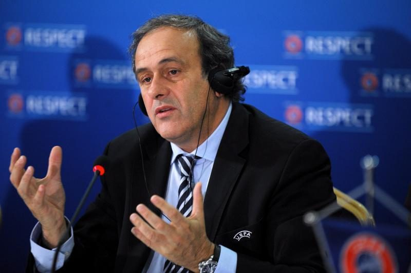 UEFA prezidentas Lietuvoje stebės LFF taurės finalą