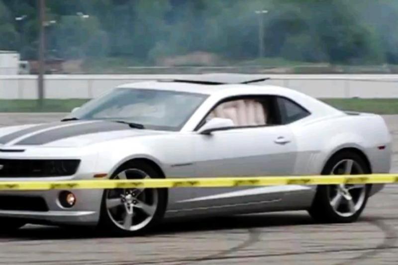 """Greičiausias pasaulyje """"Chevrolet Camaro"""""""