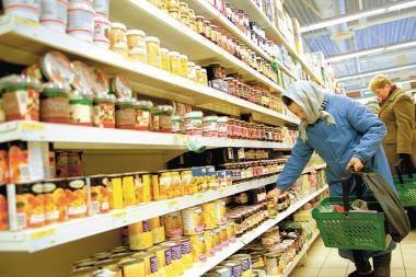 Prezidentė: Vyriausybė žmonėms padėtų reguliuodama kainas