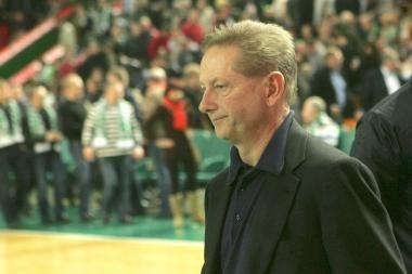 V.Romanovas: jie įrodė, kad dar yra kam Lietuvoje apginti krepšinį