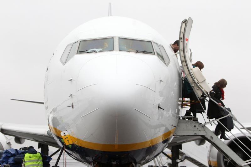 Lietuvos oro uostuose keleivių šiemet padaugėjo beveik 23 proc.