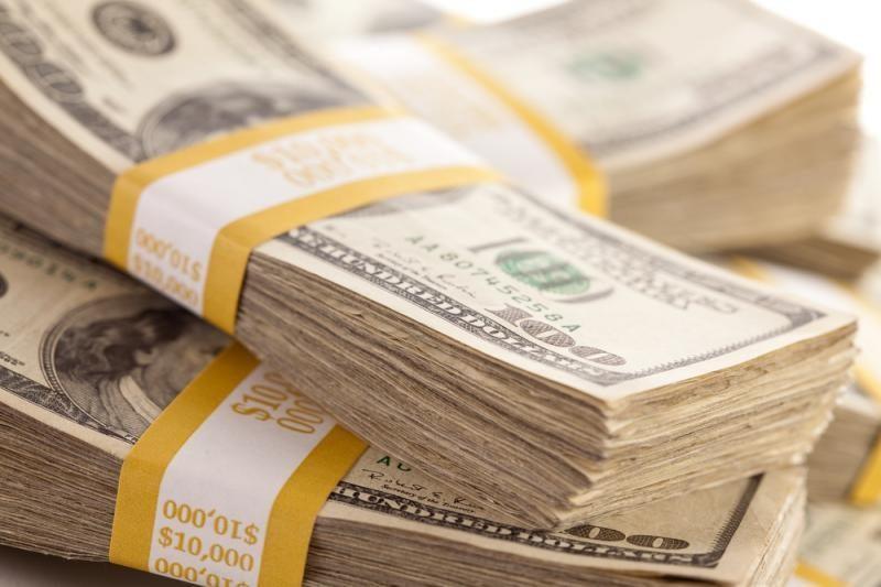 """JAV """"aukso puodas"""" padidėjo iki pasaulinio rekordo - 640 mln. dolerių"""