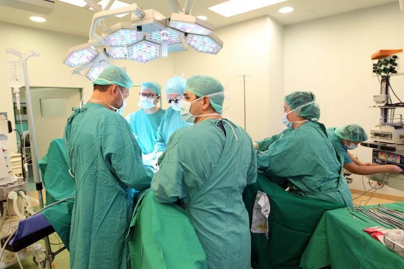 Medikų triumfas – reta inkstų persodinimo operacija