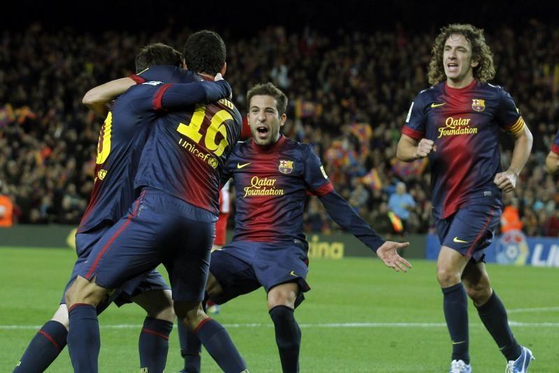 """Ispanijos lyderių dvikovoje - """"Barcelona"""" pergalė (rezultatai)"""
