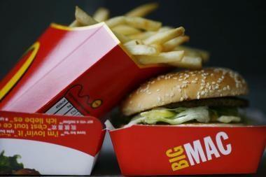 Amerikietis suvalgė 23 tūkst. hamburgerių