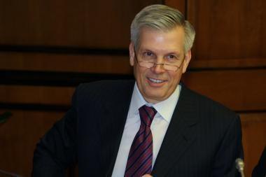 Rusijos veterinarijos tarnybos vadovas: draudimai Lietuvai išėjo į naudą