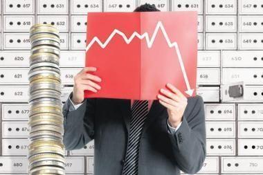 BVP pirmąjį ketvirtį smuko 4-6 proc., prognozuoja analitikai