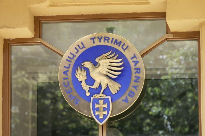 Tirdami galimą dokumentų klastojimą, STT pareigūnai lankėsi VRM