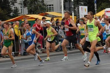 Vilniaus maratonas: rizikuoti sveikata dėl pergalės nepatariama (programa)