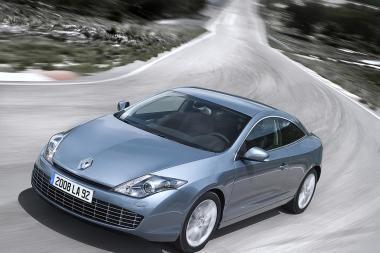 "Pasirodė ""Renault Laguna"