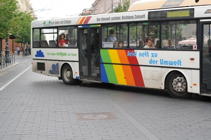Savivaldybė bandys iš vežėjų prisiteisti beveik du milijonus litų