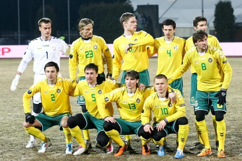 Reitinge Lietuvos nacionalinė futbolo rinktinė - 85-a