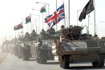 Britų kariai gali būti išvesti iš Irako