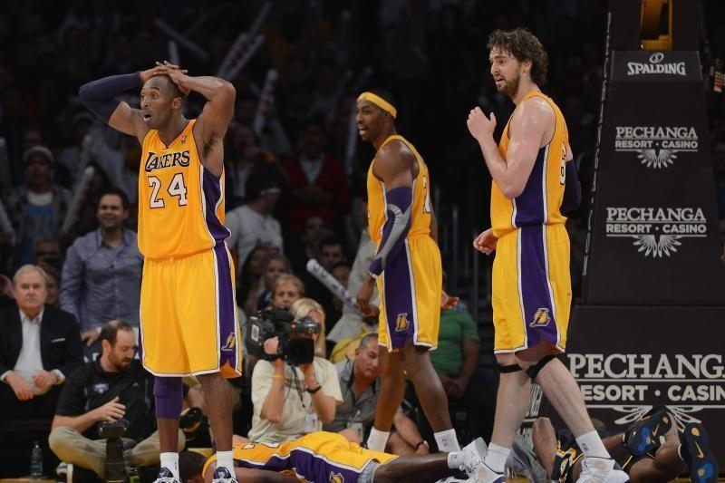 """K. Bryantas prisiima visą atsakomybę dėl gėdingo """"Lakers"""" sezono"""