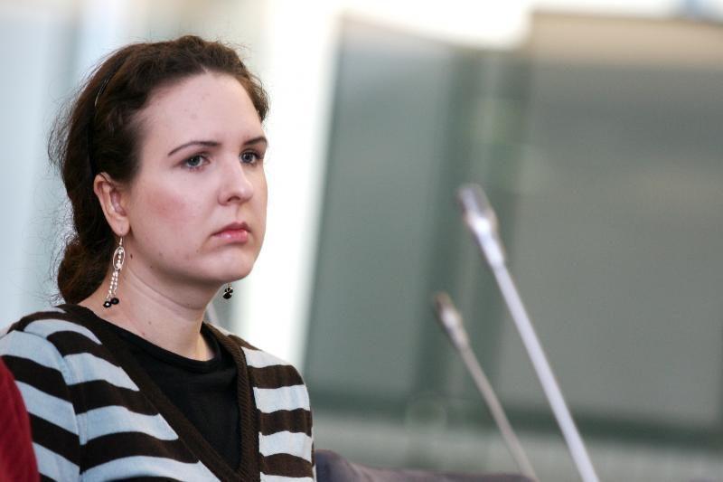 Terorizmu kaltinama E. Kusaitė: į Maskvą važiavau tik pasisvečiuoti