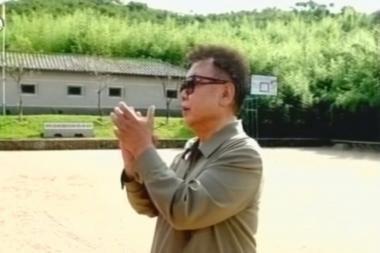 Šiaurės Korėjos lyderiui iškviestas prancūzų gydytojas
