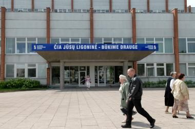 Klaipėdos savivaldybė nesutiko ministerijai atiduoti savo ligoninės