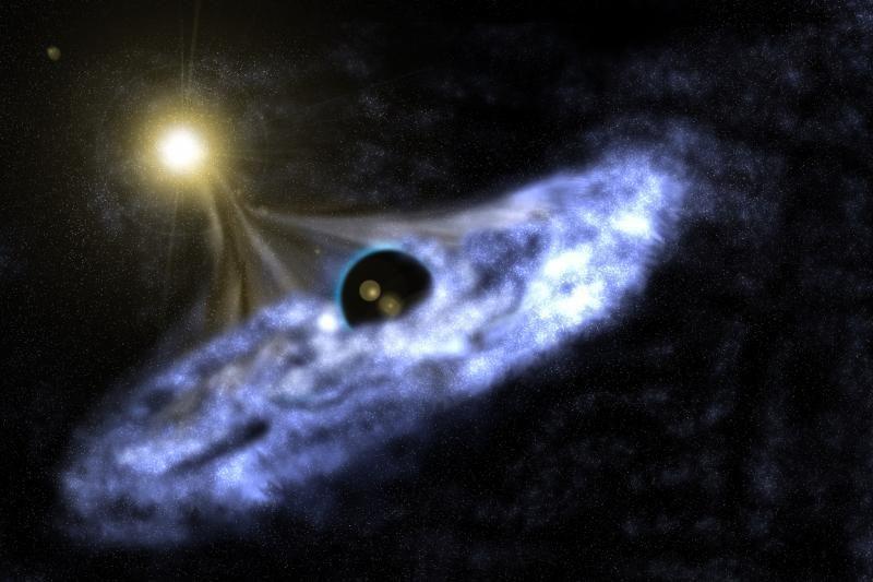 Juodosios skylės – kosminis Rozetės akmuo?