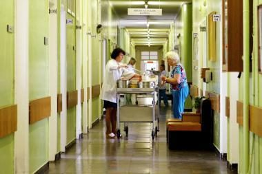 Teismas leido jungti Kauno ligonines