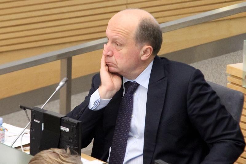 """A. Kubilius: """"darbiečius"""" ir """"tvarkiečius"""" labiausiai vienija Rusija"""