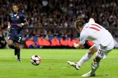 """""""Bayern"""" įsiveržė į Čempionų lygos finalą"""