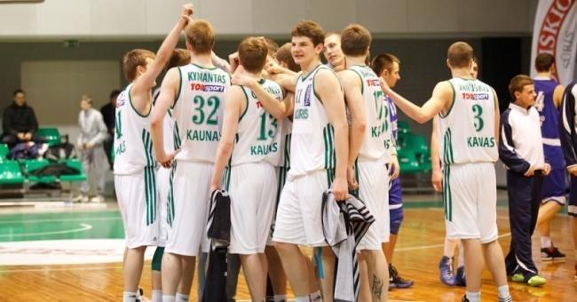 """Solidžią gynybą pademonstravęs """"Žalgiris-2"""" žengė į NKL ketvirtfinalį"""