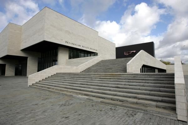 Nacionalinėje dailės galerijoje – viešas menotyrininkės ir menininko pokalbis