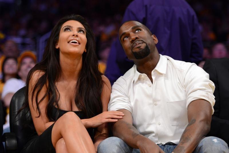 K. Westo gyvenimo draugę K. Kardashian gąsdina persileidimo gresmė
