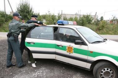 Klaipėdos apskrityje daugėja nusikaltimų