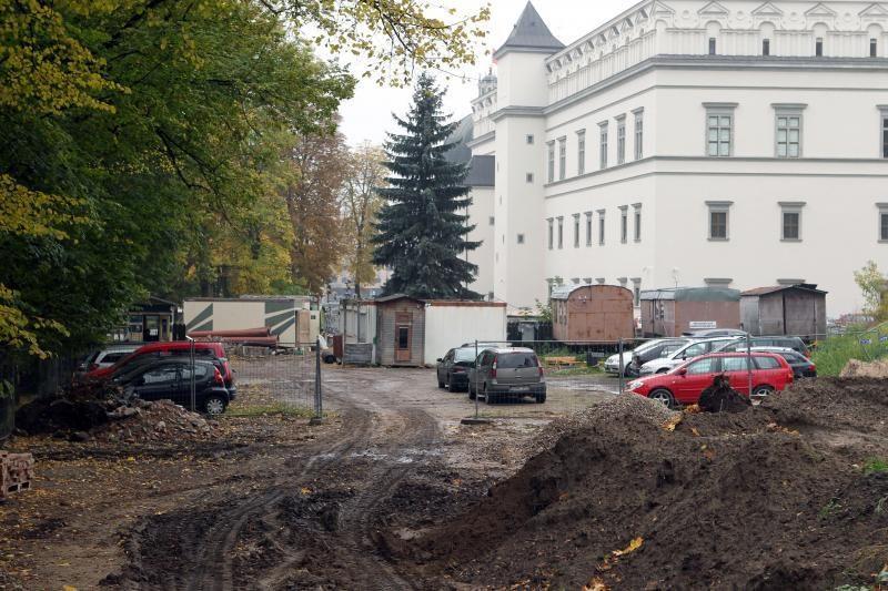PST gavo 61 mln. litų užsakymą Valdovų rūmuose (papildyta)