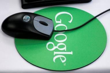 """""""Google"""" atsiprašė Kinijos rašytojų dėl knygų projekto"""