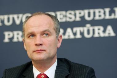 G.Jasaitis tebetvirtina: prokurorams daromas spaudimas