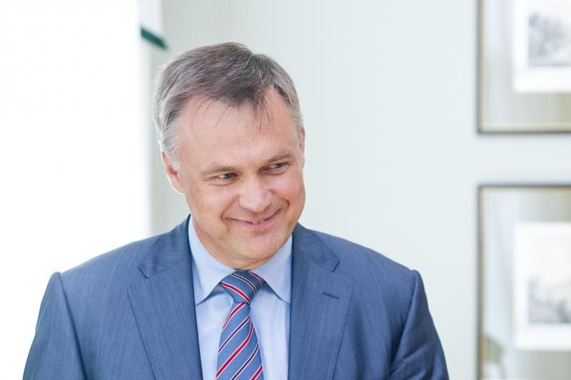 R.Dargis: verslas prezidentę ragina siekti stabilumo