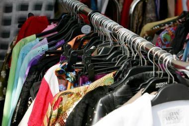 Savaitgalį vilniečiai galės keistis nebenešiojamais drabužiais