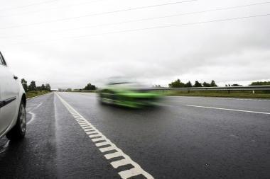 Autostradoje pavogti pastoliai