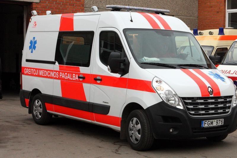 Elektrėnų savivaldybėje partrenkta ir sužalota 14-metė moksleivė
