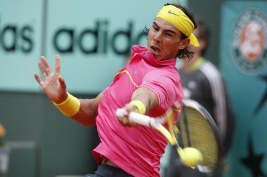R.Nadalį ketvirtfinalyje sustabdė trauma