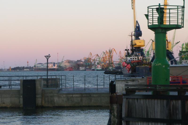 Investicijoms į Klaipėdos uostą beveik milijardas litų