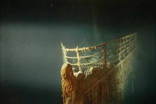 """Londone vyksta iš """"Titaniko"""" iškeltų daiktų paroda"""