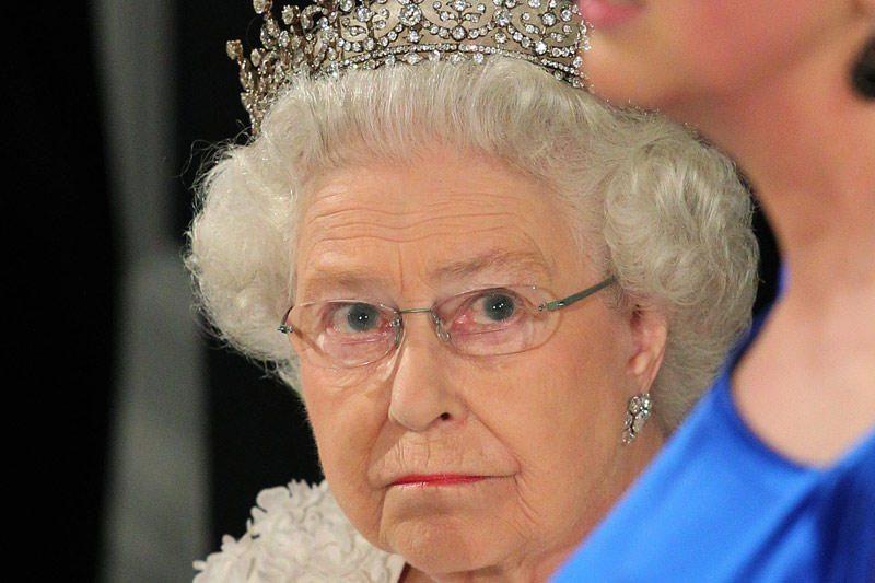 Britų karalienė Elizabeth II mini savo valdymo 60-metį