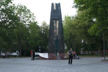 Vilniuje sulaikytas viešoje vietoje šlapinęsis lenkas