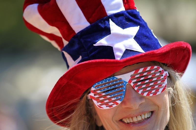 """Ohajo valstijoje prasidėjo lemtingieji """"superantradienio"""" rinkimai"""